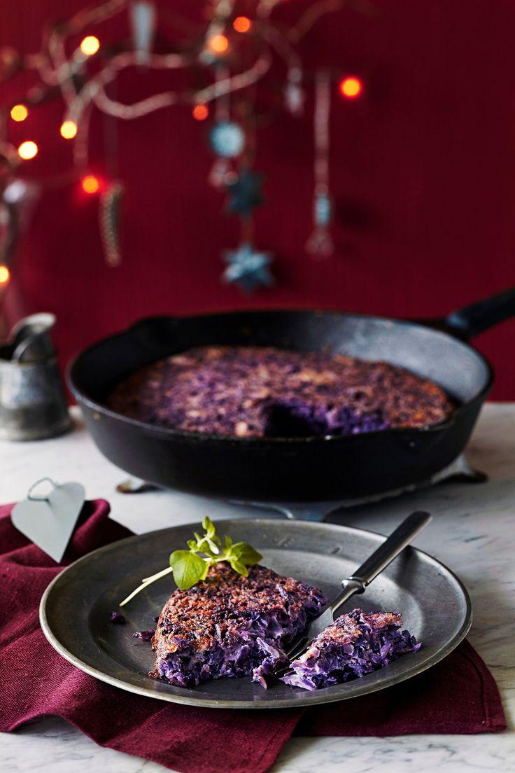 Punakaalirösti | K-ruoka #kaali