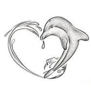 Image result for dolphin tattoos