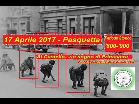Pasquetta - Al Castello...un sogno di Primavera 2017