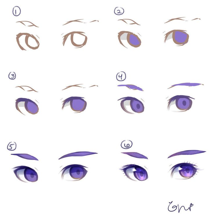 How I color/draw my eyes. Enjoy! What I use: - Wacom Intuos 4 - Clip Studio Paint