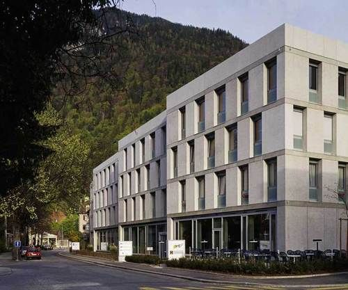 Jüngling Und Hagmann — Ottoplatz Apartment And Office Building