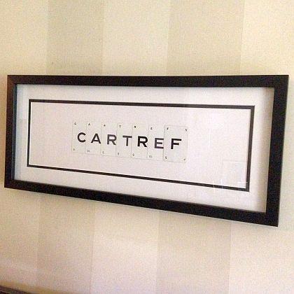 Vintage Cards  ~ Cartref