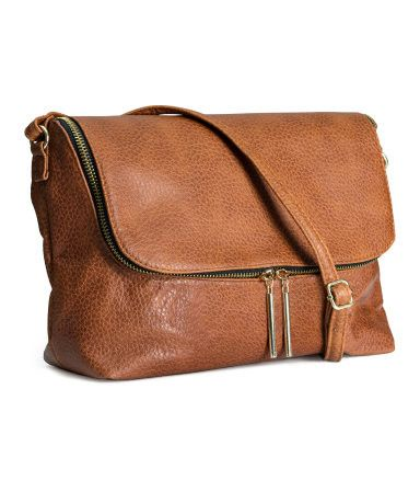Product Description Description       Shoulder bag in imitation leather. Zip around cover flap. Narrow, adjustable shoulder strap, and one inner compartment with zip. Lined. Size 7 x 11 in.    Details 100% polyurethane.Imported  Art.No.    52-2933