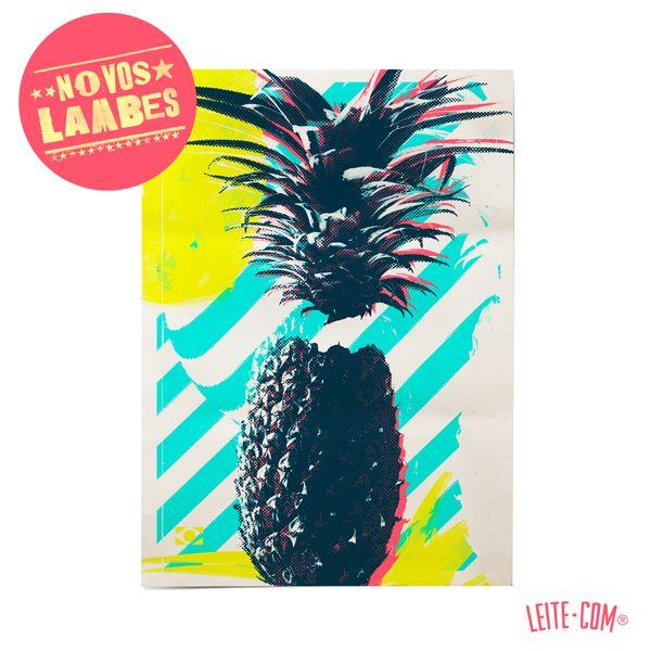 Lambe-lambe LEITE-COM® Tropical