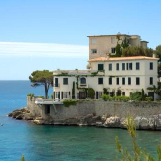 Seaside villa in Tuscany, Italy