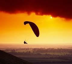 Sky Gliding!!