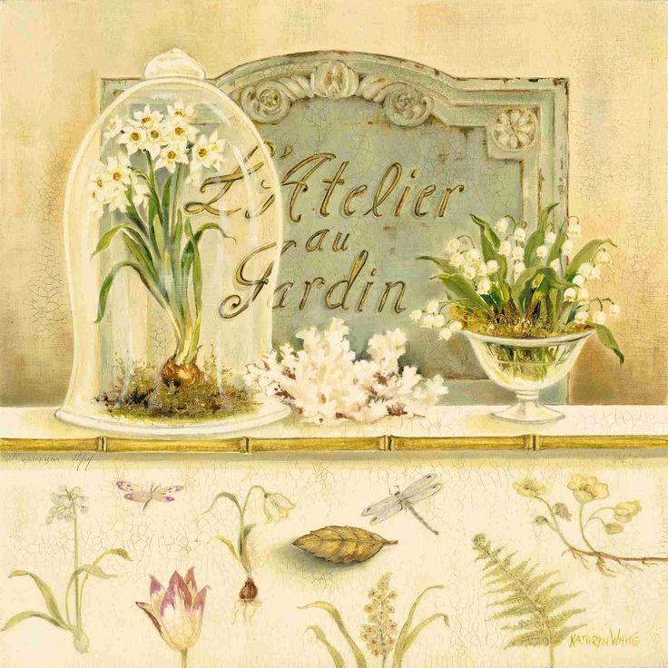 L'atelier au Jardin (Kathryn White)