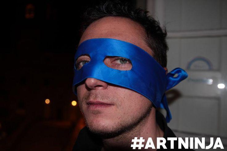Stè #artninja #IAmArtNinja #Leonardo #mocreative #trasimenolake #enjoythecommunity