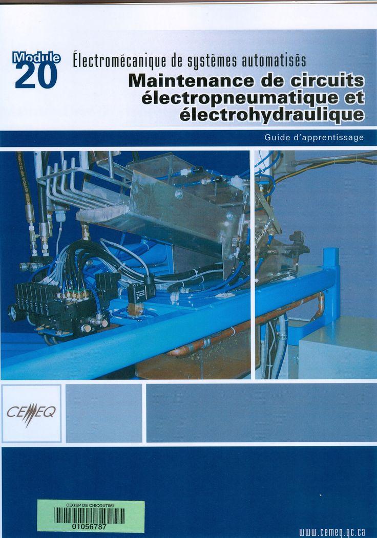 Ce guide, axé sur du concret, propose des exercices de schématisation, de montage et de mise en route de circuits et oriente l'élève vers une méthode de résolution de problèmes en matière de maintenance. [source: CEMEQ] Cote: TK 145 E54 2010 module 20