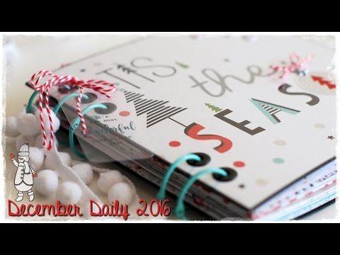Navidad #2 - December Daily 2016 / Diario de Navidad - YouTube