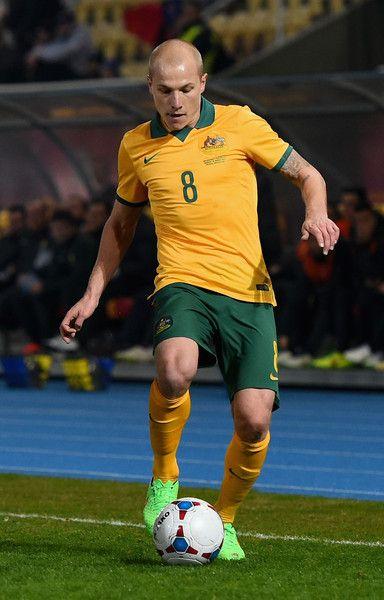 Aaron Mooy Photos - Macedonia v Australia - International Friendly - Zimbio