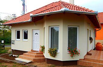 Kicsi 59 könnyűszerkezetes ház