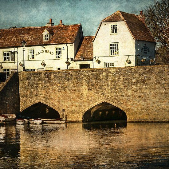 The Bridge At Abingdon