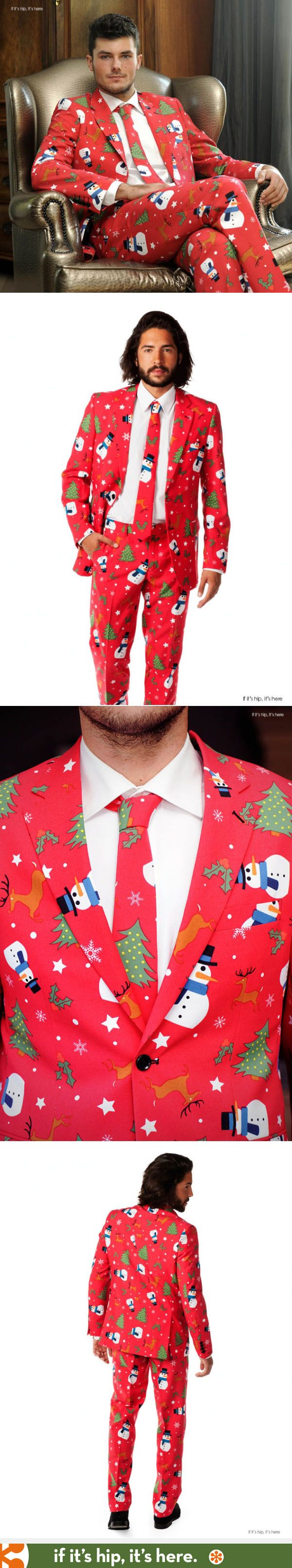 The Christmaster suit by Opposuits | http://www.ifitshipitshere.com/ugly-christmas-suits-fabulously-festive/