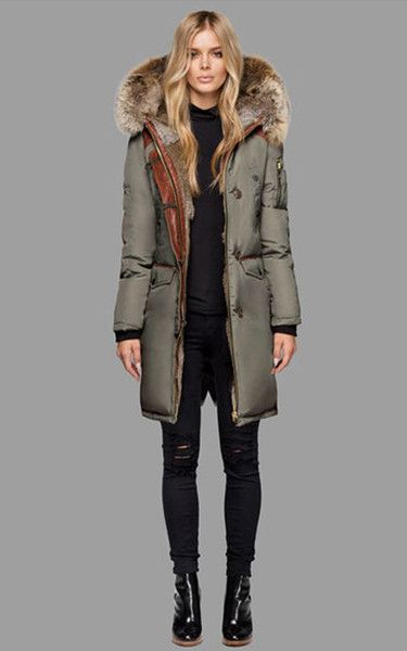 Nicole Benisti Down Winter Coat - jk8055