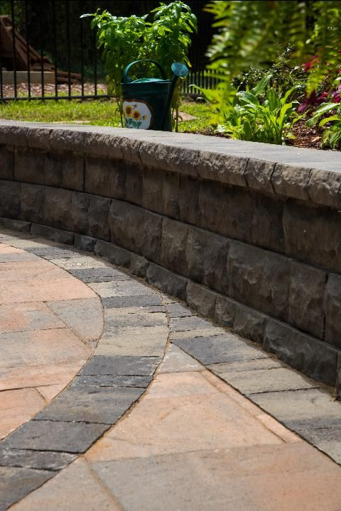 Patio Walls Around Patio Slab : Best images about patio on pinterest backyard retreat