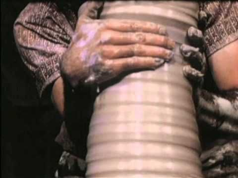 Part Two of the American ceramics history film, Revolutions of the Wheel begins, with the westward movement of artists to California. Glen Lukens' artistry is examined along with the Bauhaus influence of Marguerite Wildenhain. We review documentation on one of the 20th Century's most influential American potters, Peter Voulkos, and his early yea...