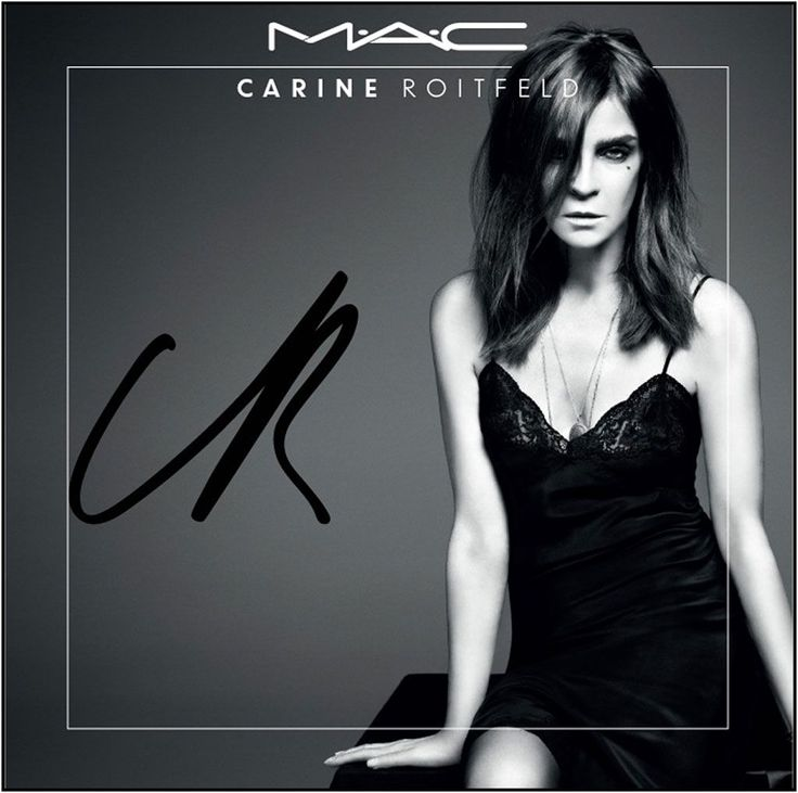 MAC and Carine Roitfeld Collection