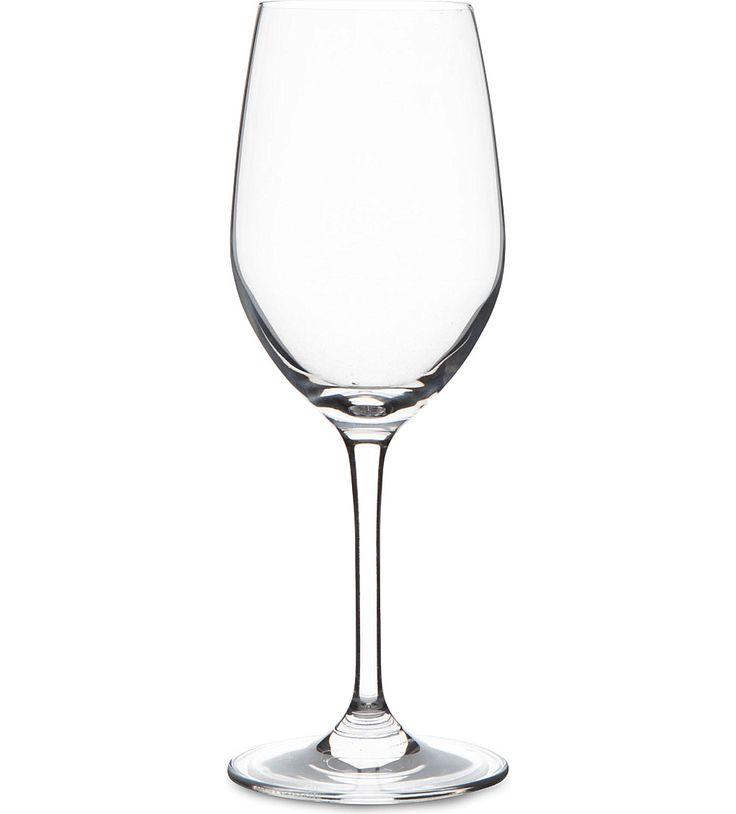 DARTINGTON - Orbit crystal white wine glass   Selfridges.com - 4