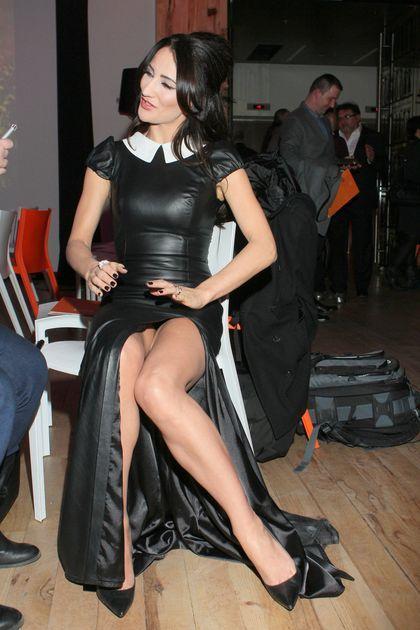 Seksowana Steczkowska pokazała długie nogi. Steczkowska jest seksowna? - pytamy.pl