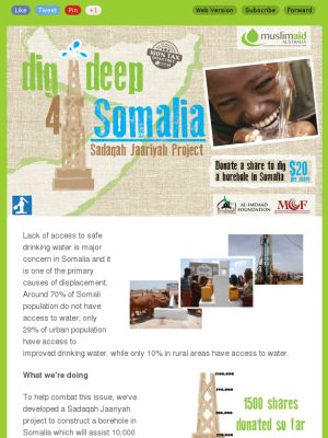 Check out this Mad Mimi newsletter - Dig Deep 4 Somalia