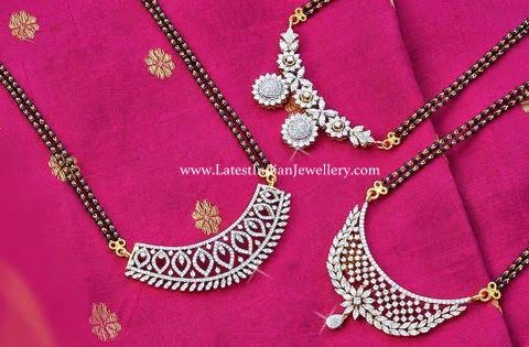 nallapusalu diamond pendants