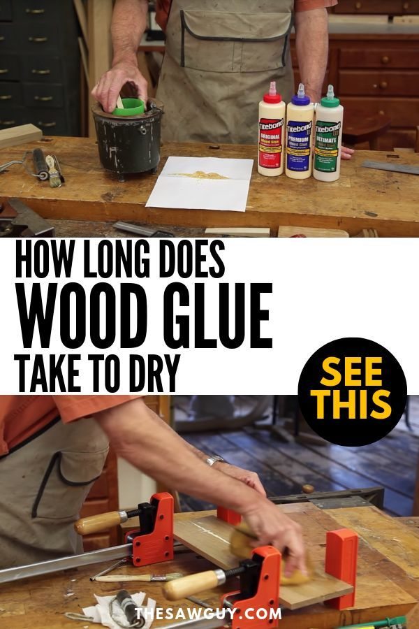 How Long Does Wood Glue Take To Dry Ansewring The Age Old Question In 2020 Simple Woodworking Plans Wood Glue Woodworking