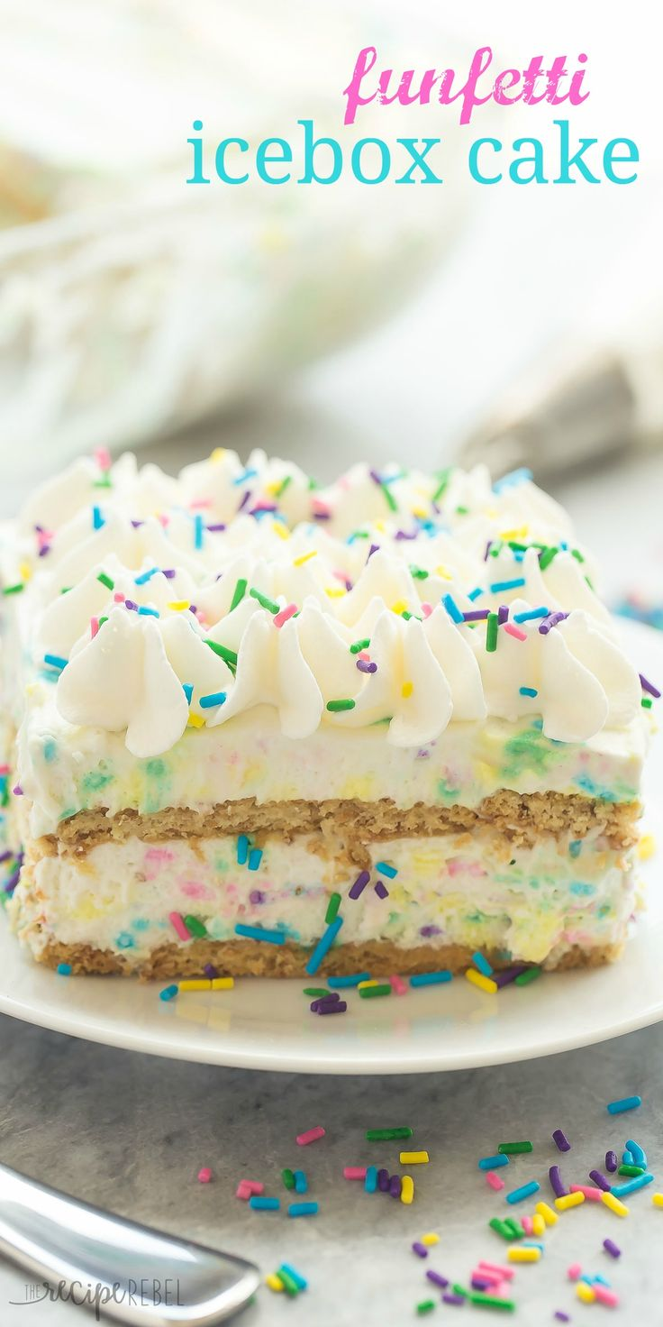 Top 25 Ideas About Icebox Cake Recipes On Pinterest
