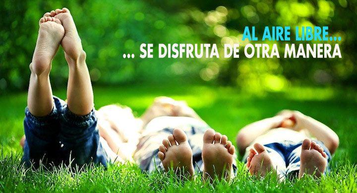 Al aire libre se disfruta de otra manera... http://www.qualimail.es/aire-libre/?utm_source=ofertas%20jard%C3%ADn&utm_medium=ofertas%20aire%20libre&utm_campaign=redes%20sociales
