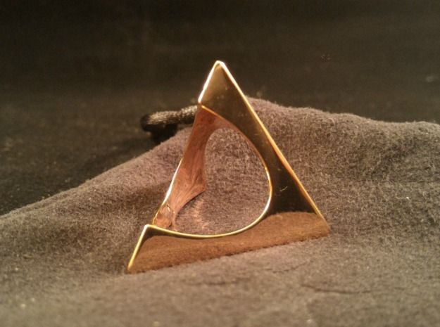 Triangle size 8 by AO