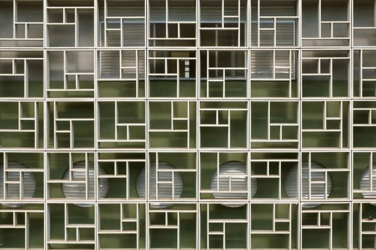 Brises: veja item arquitetônico em diferentes modelos e materiais