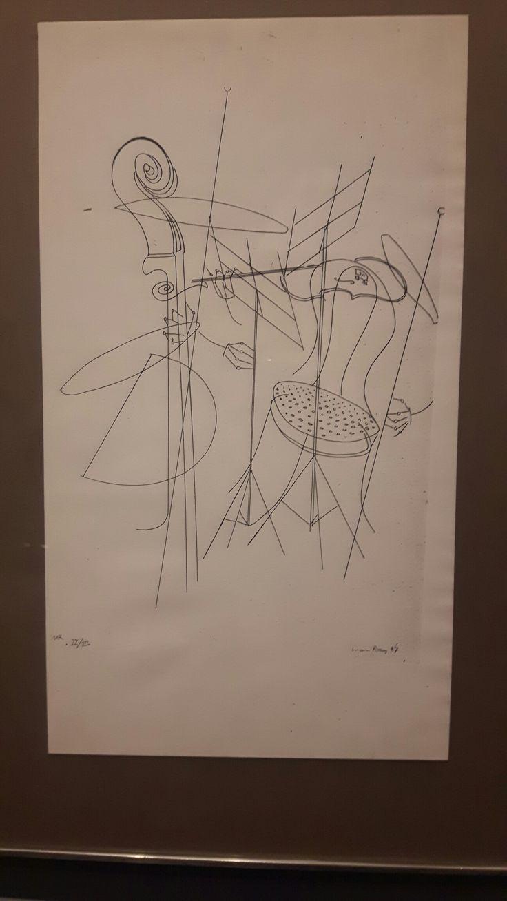 Quartet II. disegni su carta
