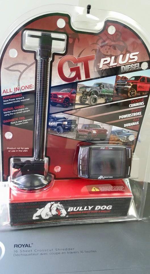 Little Buddha's Sells Bully Dog Tuners!