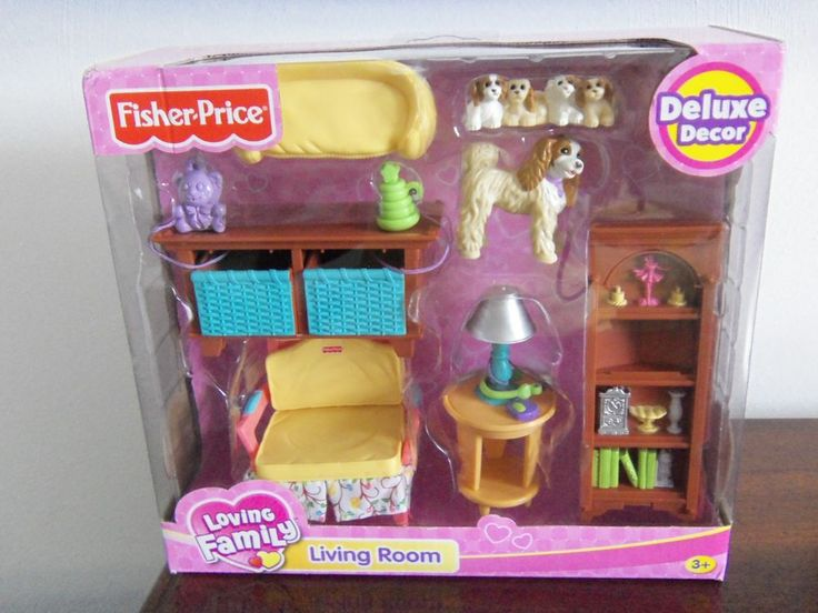 10 Images About Fisher Price Loving Family On Pinterest