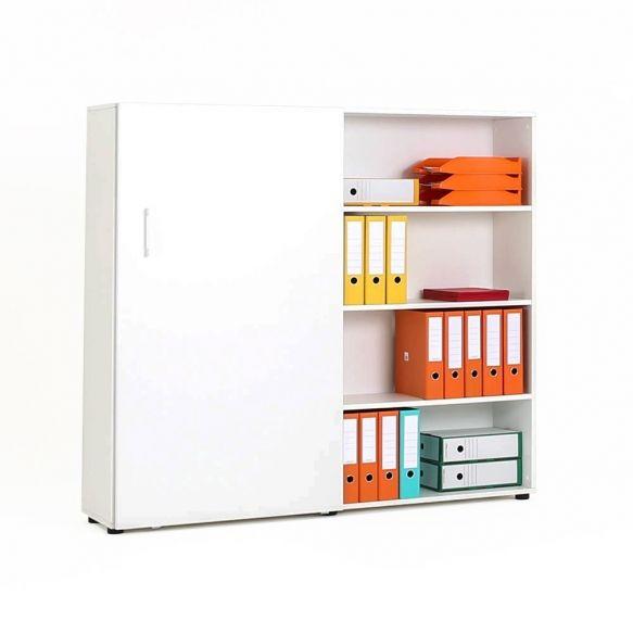 Armoire De Bureau Armoire De Bureau Avec Porte Coulissante En Bois Bd Mobilier Locker Storage Home Decor Storage