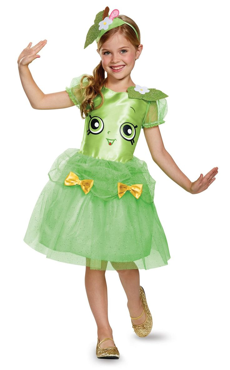 Shopkins Apple Blossom Child Costume from Buycostumes.com