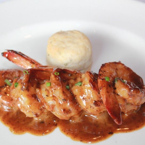 Recipe #7: Emeril's New Orleans Barbecue Shrimp -- This dish takes shrimp and grits to a whole new level. With an amazingly rich barbecue base that is buttery and delicious, these shrimp are still one of the most popular dishes at Emeril's and they will never leave the menu. #Emerils25