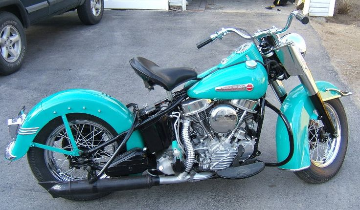 1949 Harley-Davidson Panhead My future project!..Re-pin...Brought to you by #CarInsurance at #HouseofInsurance in Eugene, Oregon
