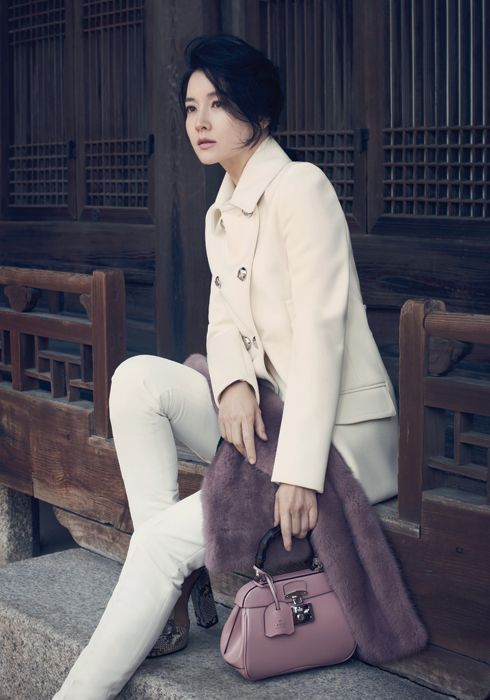 Lee Young Ae Korean Style