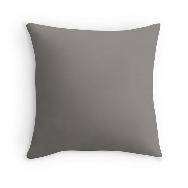 Dark Vintage Grey - Color inspired by Fixer Upper ! From the talent of Joanna Gaines we got inspired to create  a personal version of her colors ! Colorful Home Decor Ideas ! Throw Pillows - Duvet Covers - Mugs - Travel Mugs - Wall Tapestries - Clocks - Acrylic Blocks and so much more ! Find the perfect colors for your Home: Makeitcolorful.redbubble.com