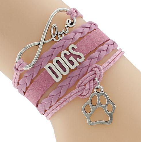 Love Dogs Bracelet FREE Shipping