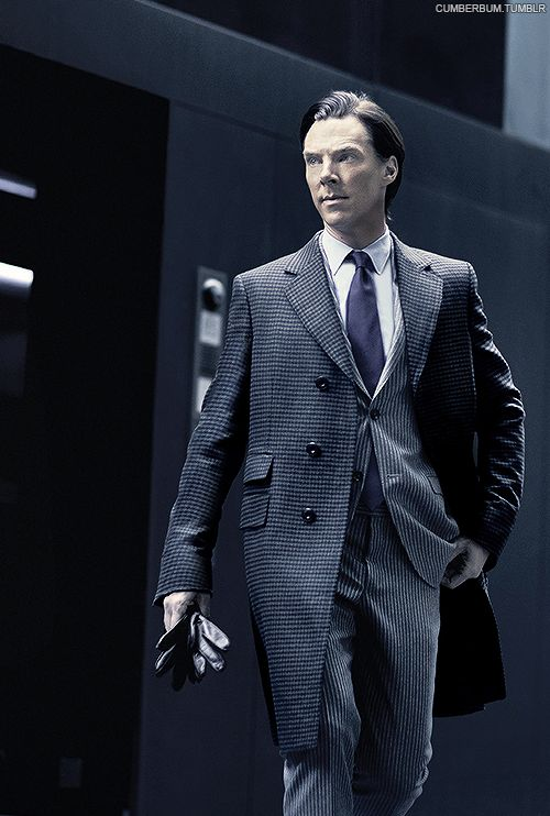 Benedict Cumberbatch This is visually stunning.