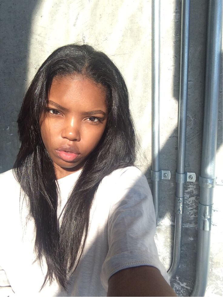 Ryan Destiny Rd In 2019 Natural Hair Styles Dark Skin