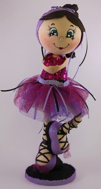 bella bailarina de ballet