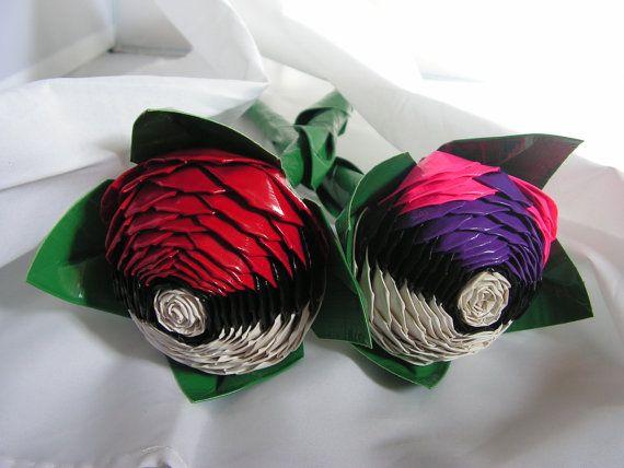 60 best fandom flowers duct tape crafts images on pinterest fandom fandoms and etsy shop. Black Bedroom Furniture Sets. Home Design Ideas