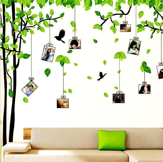 25 melhores ideias sobre adesivos de parede de rvore no for Decalque mural