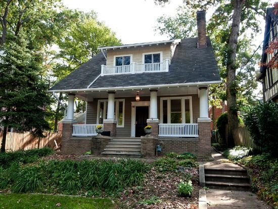 1914 six bedroom arts and crafts house my dream house - Arts and crafts style homes ...