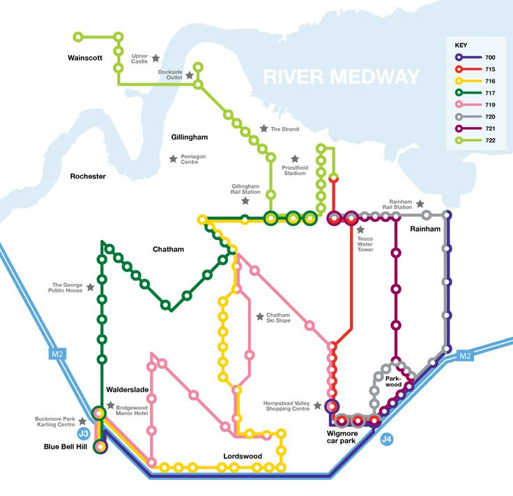 https://flic.kr/p/eDodwi | Kings Ferry Commuter Route Map | Kings Ferry - part of the National Express Group runs a network of commuter coaches into London from Kent.The map shows their Medway pick up grid