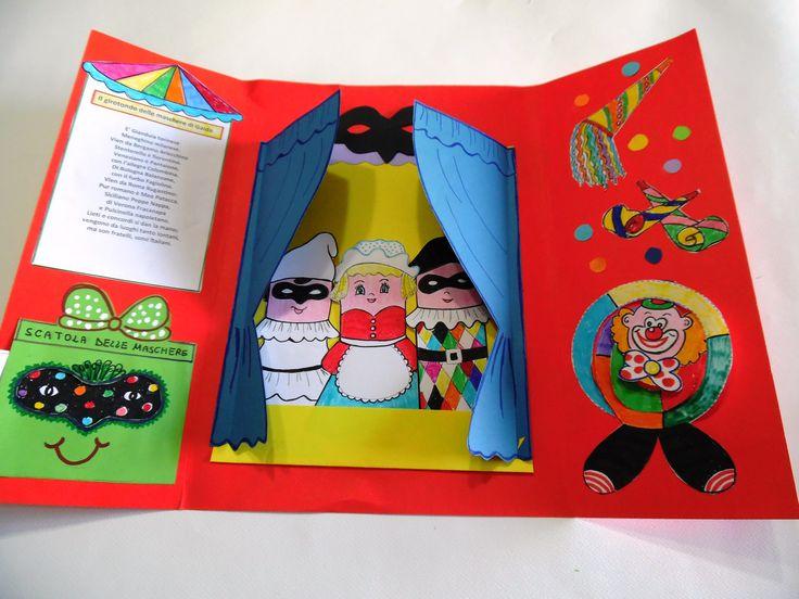 Il carnevale considerato la festa dell 39 allegria per for Addobbi per la classe natale