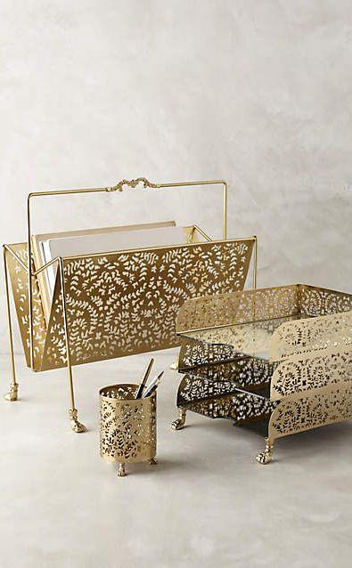 Casimira Desk Accessories #anthrofave